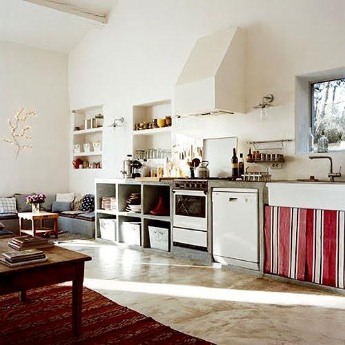 Moroccan kitchen style moroccan decor ideas pinterest - Cuisine en siporex photos ...