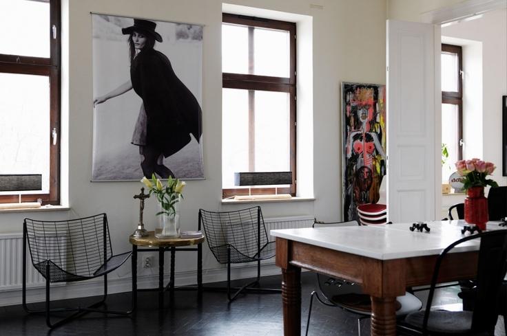 ART - dining room