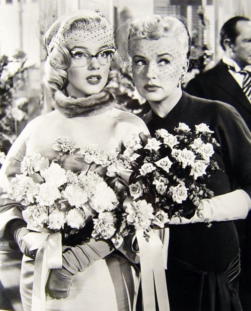 betty grable & marilyn monroe how to marry a millionaire 1953