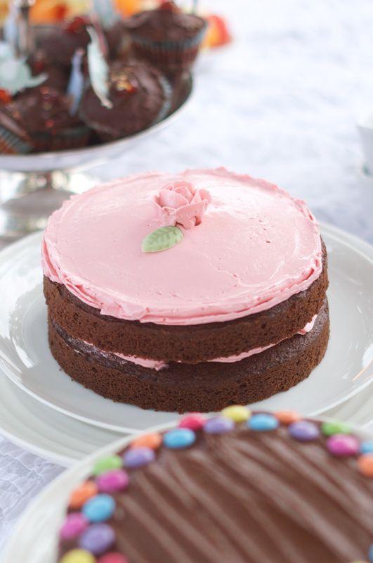Miette Tomboy Cake meets Nigella Lawson's Old-Fashioned Chocolate Cake ...