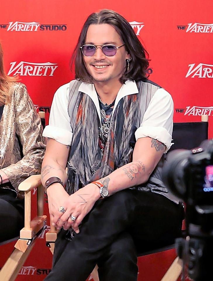 Johnny Depp's beautifu...