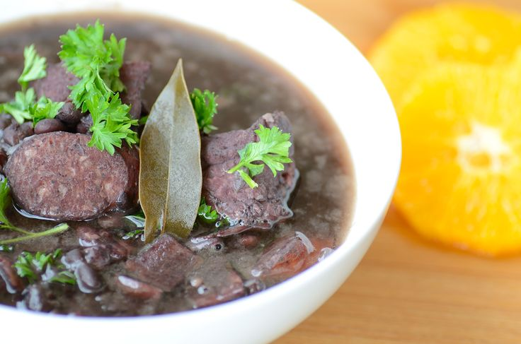 Brazilian Black Bean Stew - Feijoada | From Brazil To You. Org ...