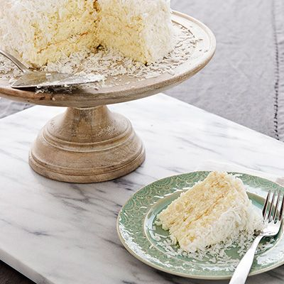 Panera Bread Coconut Cake | Rec: Sweet Tooth: Cake | Pinterest