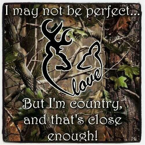 Being Country Quotes