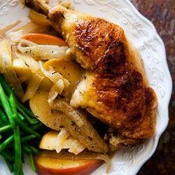 Chicken Normandy | Chicken | Pinterest