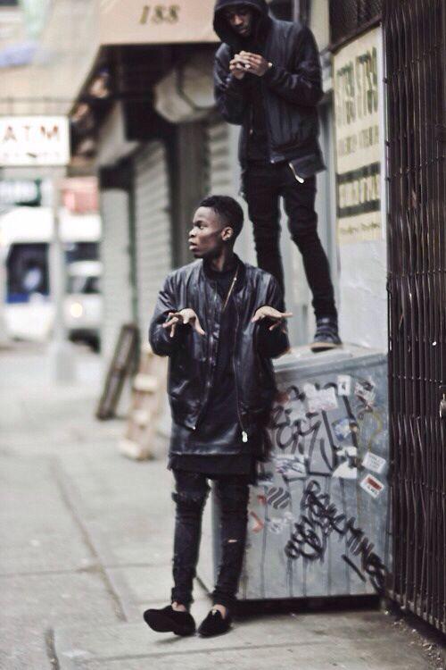 Streetwear Fashion Photography Pinterest