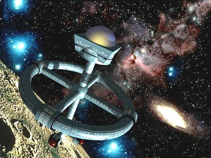 multiple torus space station -#main