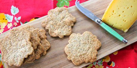 Oat Crackers Recipes | Food Network Canada
