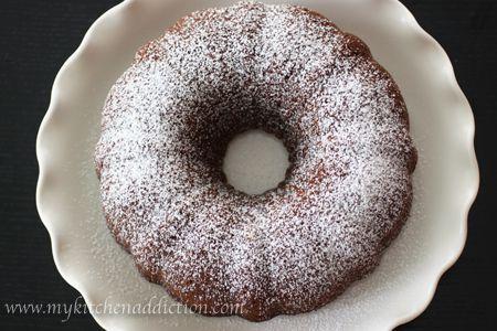Spiced Peach Bundt Cake   Baking: Cakes   Pinterest