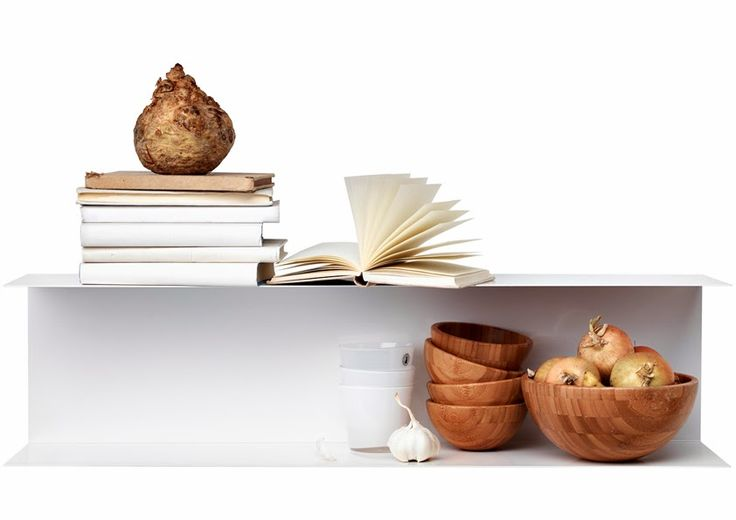 Wandplank Keuken Landelijk : IKEA Open Shelves