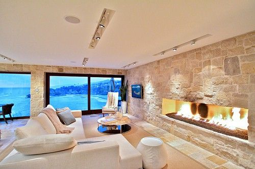 Wow...look at that fireplaces!