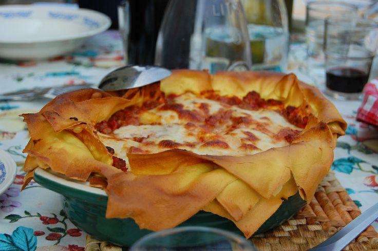 The Best Lasagna Period | Recipes: Bread/Pasta | Pinterest