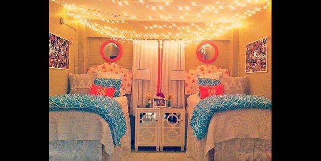 Pin by Becca Brummer on HA!  Pinterest ~ 184300_Crazy Dorm Room Ideas