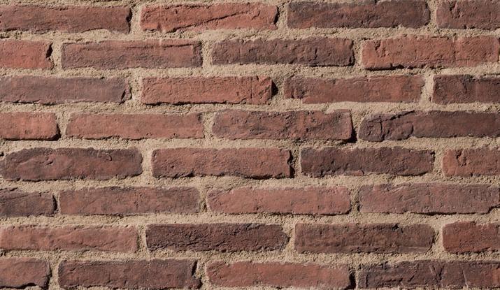 Eldorado Stone - RomaBrick (Backsplash & stair wall?)