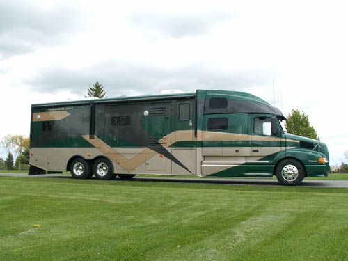 Luxury Peterbilt Motorhomes Autos Post