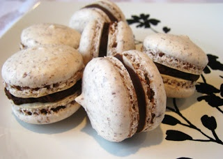 Baking and Mistaking: Raspberry Almond French Macaroons with Chocolate ...