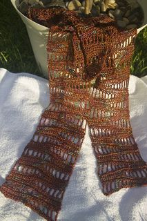 Crochet Scarf Patterns Zigzag : zig zag scarf Crochet, Knit, Yarn Pinterest