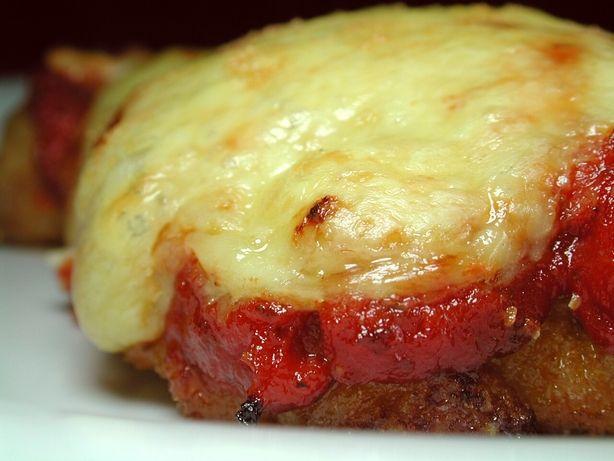 My Chicken Parmigiana With Homemade Pasta Sauce | Recipe
