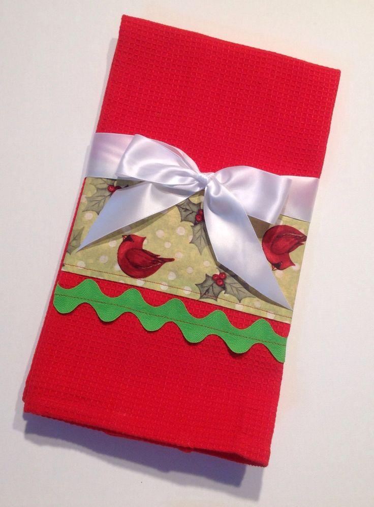 Christmas Kitchen Towel Christmas ideas