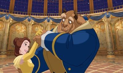 Beauty and the Beast Ballroom Scene!