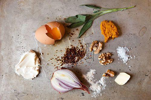 Pumpkin Rugelach with Sage and Walnuts | Recipe