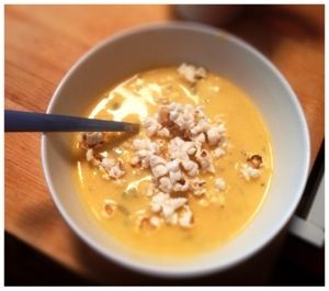 Beer-cheese soup | Chef in Training | Pinterest