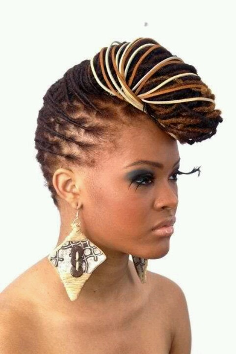 dreads hairstyles for prom gallery