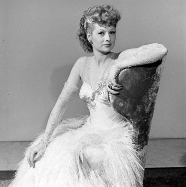 Lucille ball 1942 lucille ball pinterest for Lucille ball wedding dress