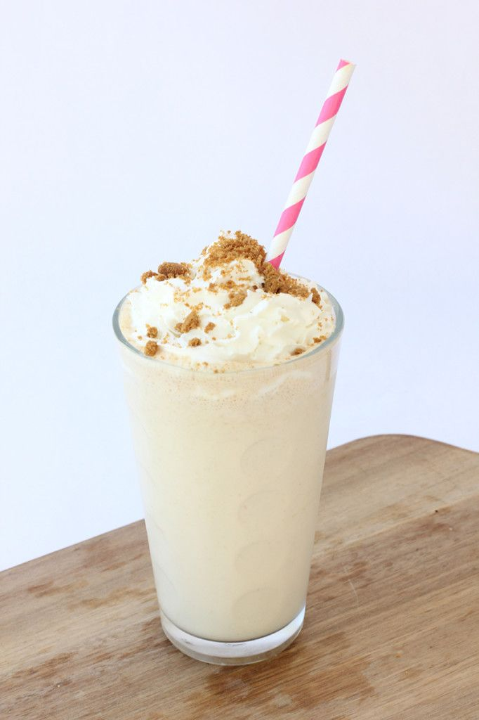 biscoff milkshake | drinks and stuff | Pinterest