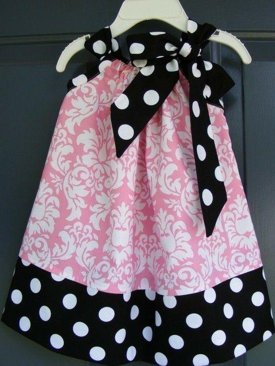 Pillowcase dress Pillowcase dresses Pinterest