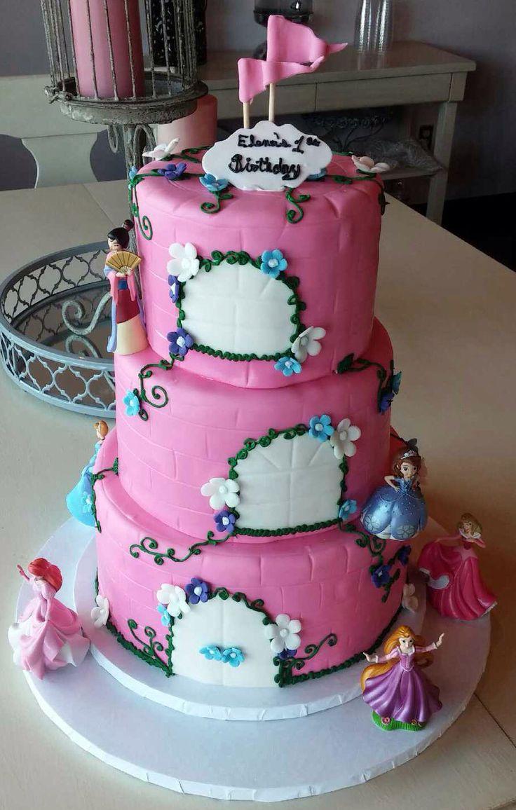 Birthday Cake Photos For 1st Birthday : Baby s 1st Birthday Cake Speciality Cakes Pinterest