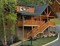 Smokey Mountain Cabins on Smoky Mountain Cabin   Favorite Places   Spaces