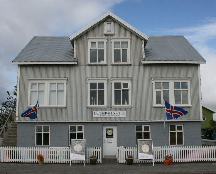 Laufabrauðssetrið  Strandgötu 43, Akureyri.
