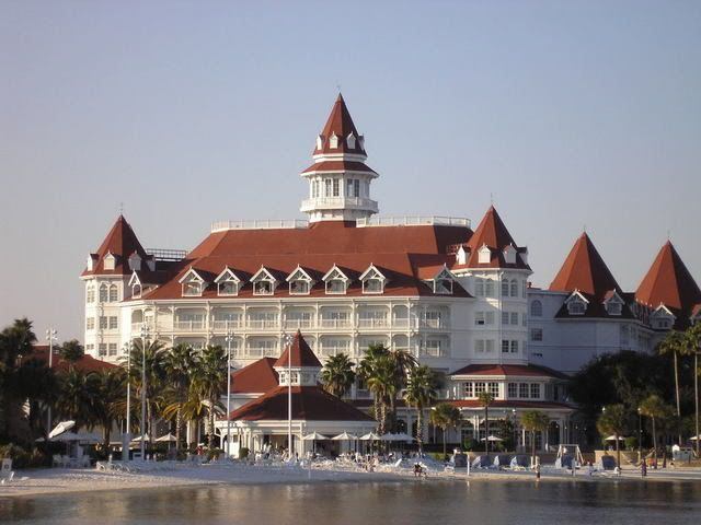 Grand floridian resort and spa favorite place i ve been with my