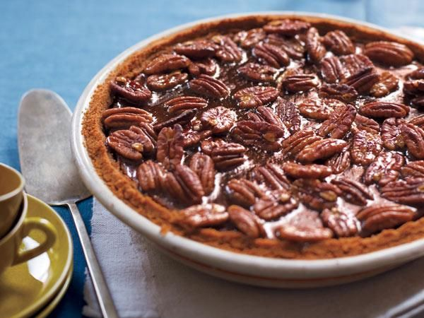 The Ultimate Thanksgiving Feast: Pumpkin Pecan Pie http://prevention ...