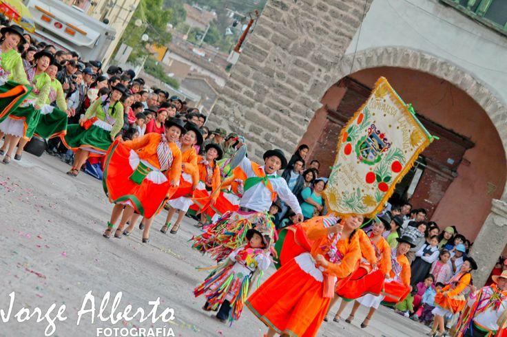 Carnaval Ayacuchano 2014 - Foto cortesia de Jorge Alberto
