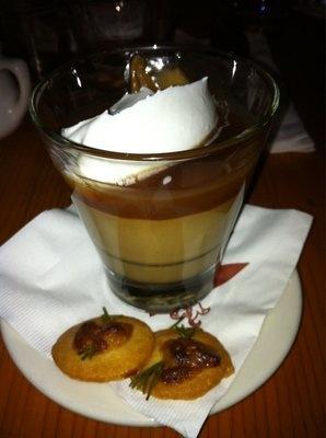 butterscotch budino from pizzeria mozza | Recipes and Blogs | Pintere ...