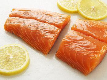 Risotto with Salmon, Lemon, Fresh Herbs, and Ricotta Salata   Recipe