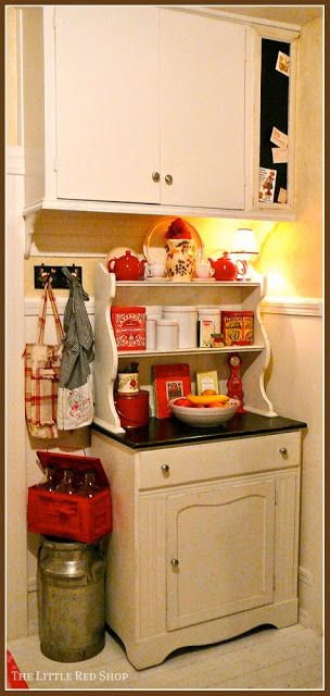 Vintage Farmhouse Kitchen KITCHENS Ideas And Decor Pinterest