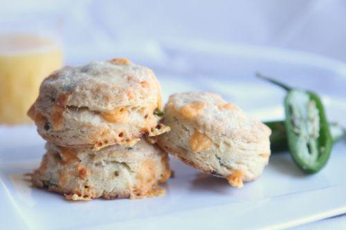 Cheddar Jalapeño Scones | Boulangerie | Pinterest