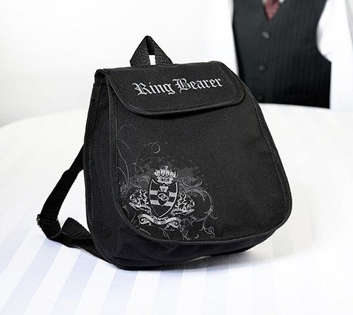 ring bearer bag | Wedding Personalised Gifts | Pinterest: pinterest.com/pin/127789708151338074