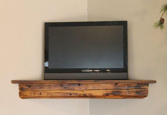 pin by wall mountsplus on corner tv mount pinterest. Black Bedroom Furniture Sets. Home Design Ideas