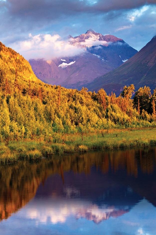 Chugach State Park, Alaska, U.S.