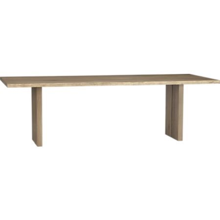 Dakota 99 Dining Table In Dining Tables Crate Barrel