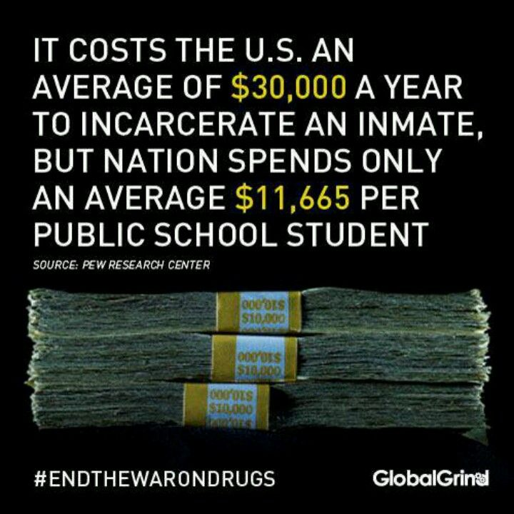 education vs incarceration Order your education vs incarceration paper at affordable prices with livepaperhelpcom it's been said by many that education is the key to ones life.