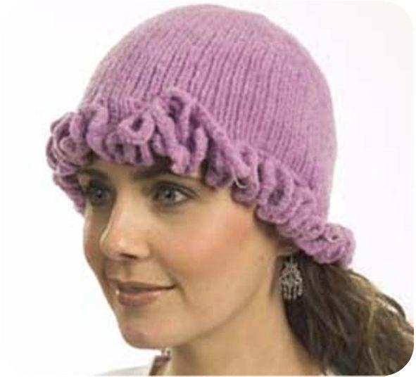 Knitting Patterns For Cancer Beanies : chemo cap CROCHET Pinterest