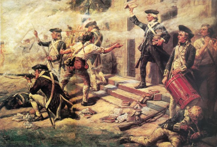 story of the battle of the boyne