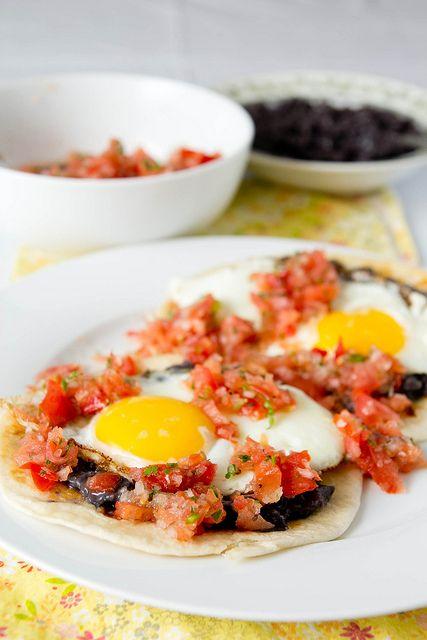 Huevos Rancheros | Food | Pinterest