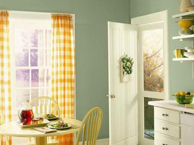 yellow curtains kitchen google search kitchens pinterest