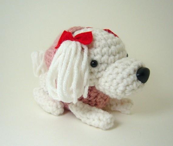 Maltese Crochet Patterns : Maltese Crochet dogs & cats! Pinterest